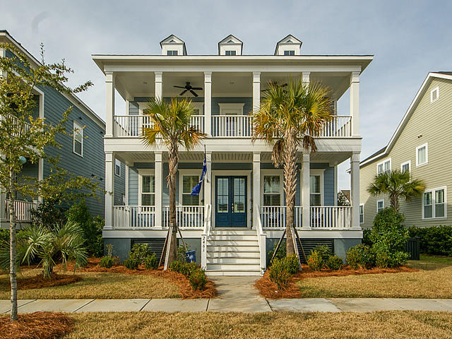 Daniel Island Smythe Park Homes For Sale - 2461 Louisville, Charleston, SC - 37