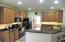 "Granite counter tops ~ 42"" cabinets"
