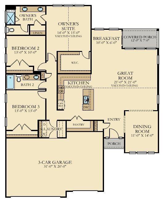 Park West Homes For Sale - 3057 Rice Field, Mount Pleasant, SC - 2