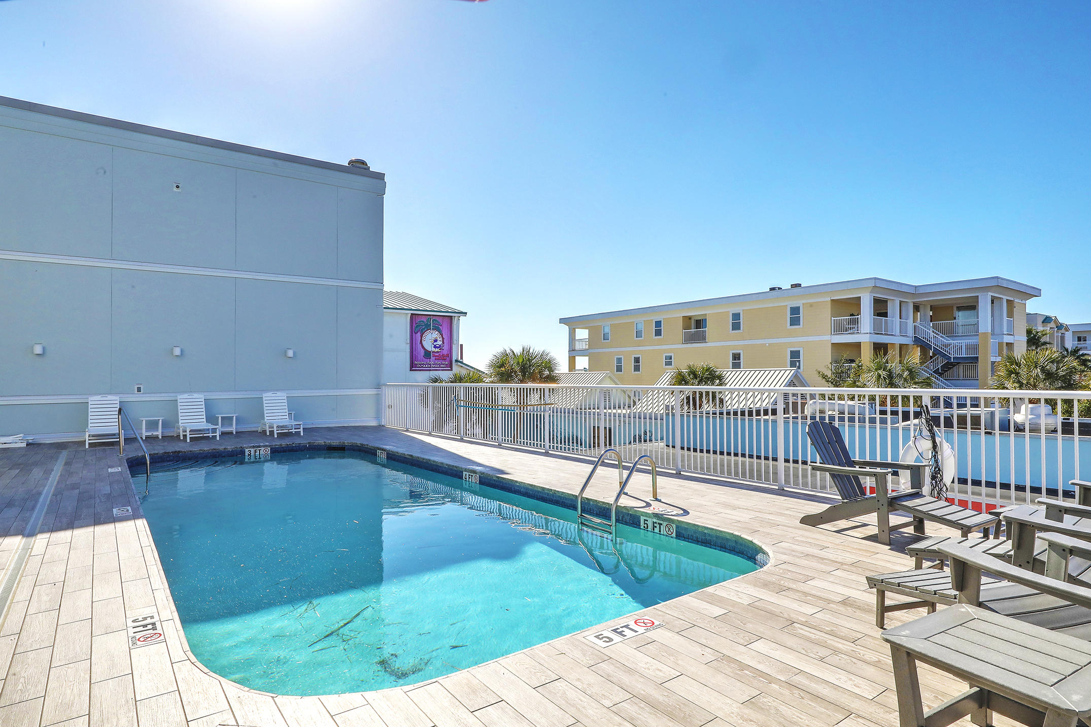 The Palms Hotel Homes For Sale - 1126 Ocean, Isle of Palms, SC - 8