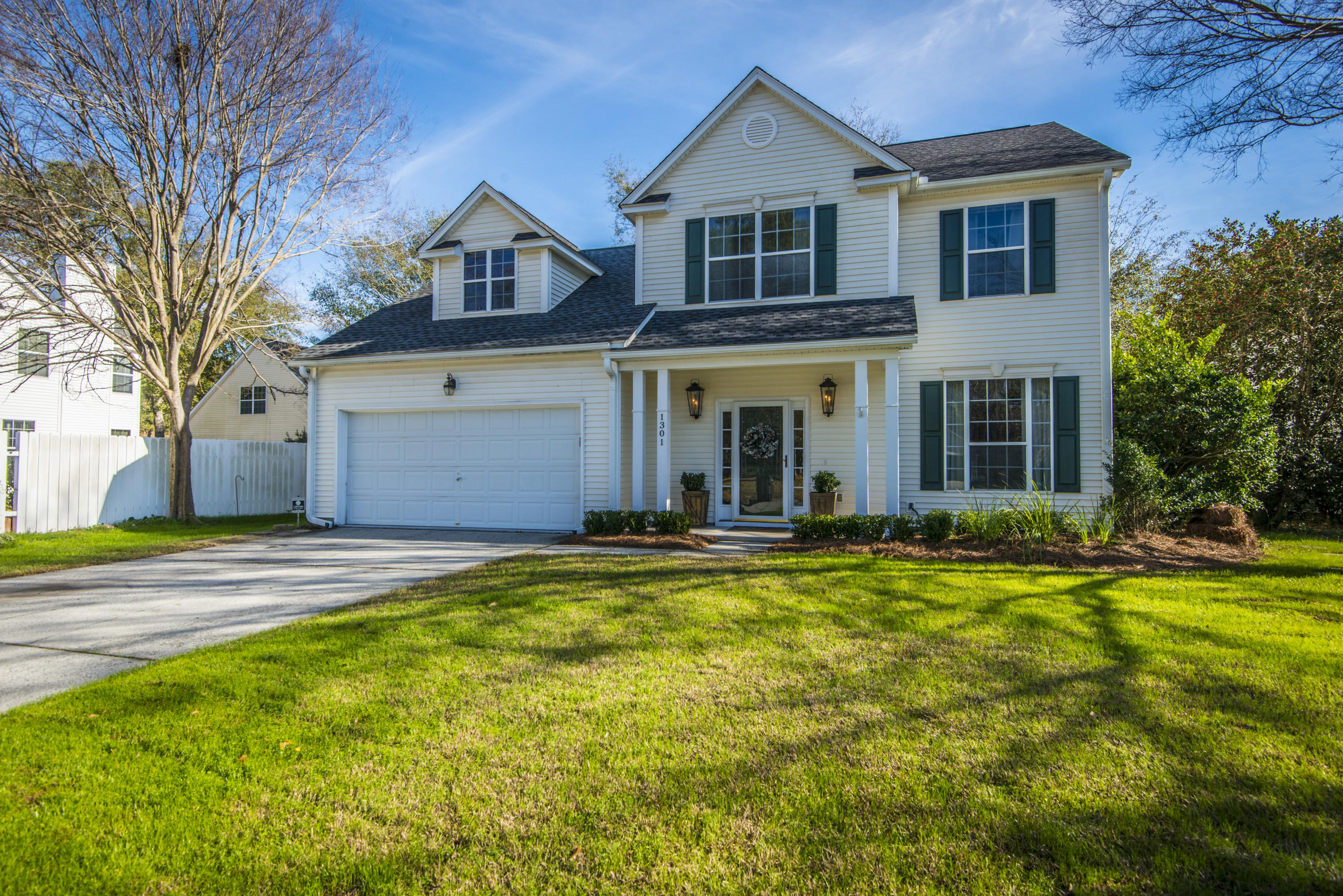 1301 Battery Hill Court Mount Pleasant, SC 29466