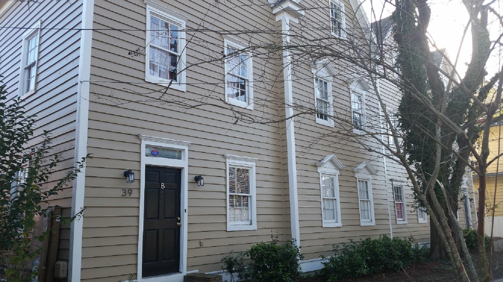 39 Radcliffe Street Charleston, SC 29403