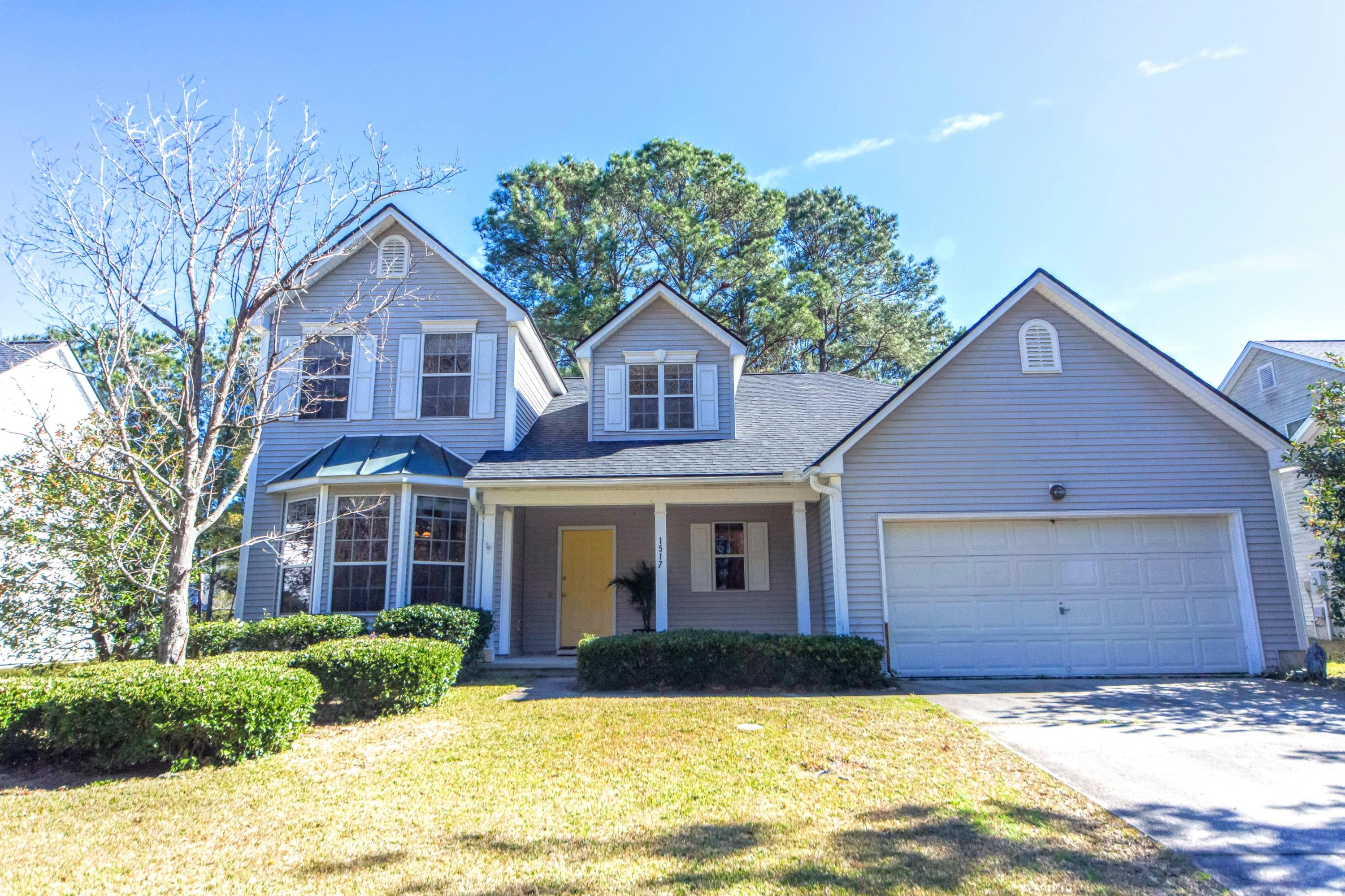 1517 Cypress Pointe Drive Mount Pleasant, SC 29466