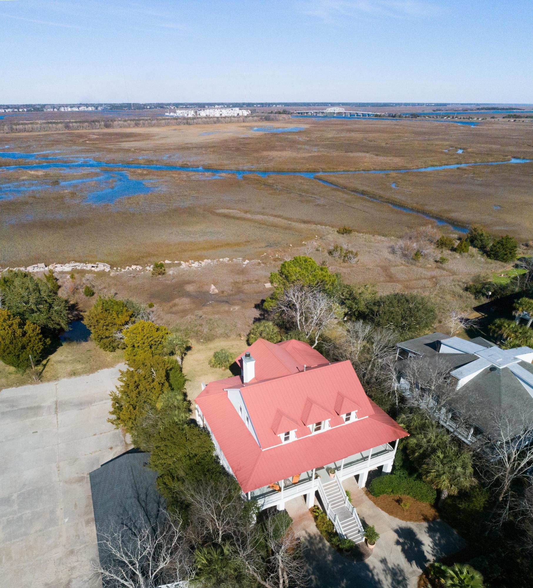 1734 Thompson Avenue Sullivans Island, SC 29482