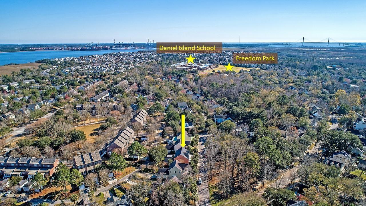 Daniel Island Homes For Sale - 950 Crossing, Daniel Island, SC - 29