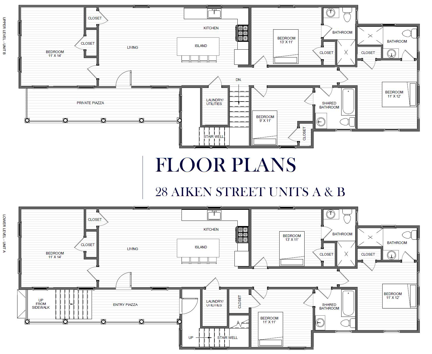 Homes For Sale - 28 & 26 Aiken, Charleston, SC - 7