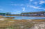 Very nice size lot with Lake Front View and Privacy Fence