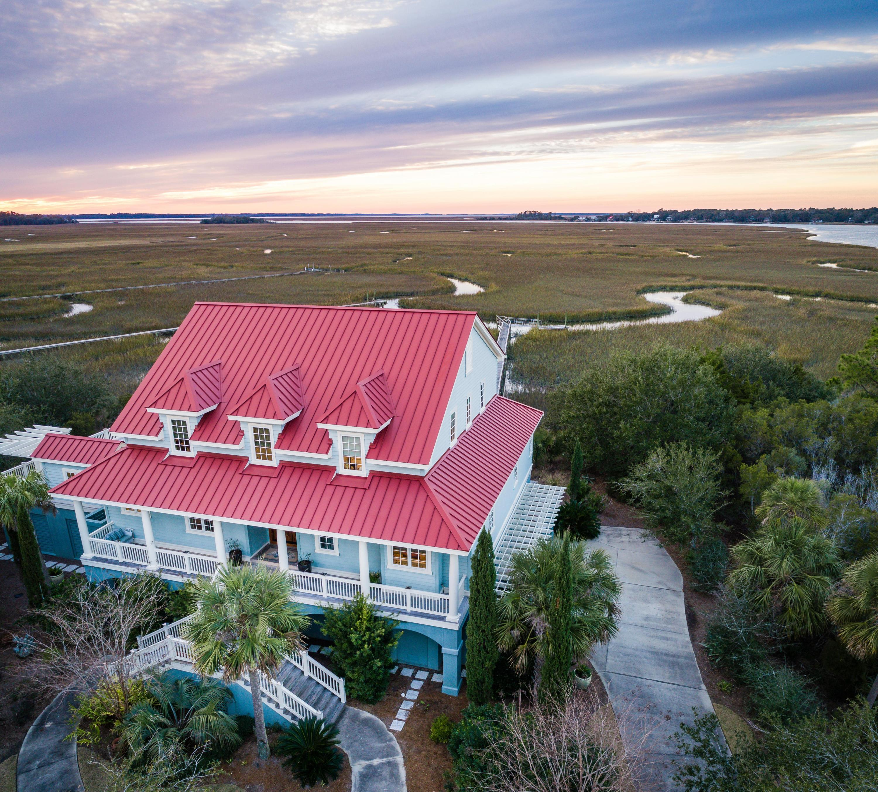 2719 Jenkins Point Road Seabrook Island, SC 29455