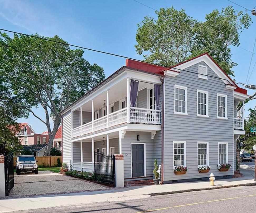 162 Tradd Street Charleston, SC 29401
