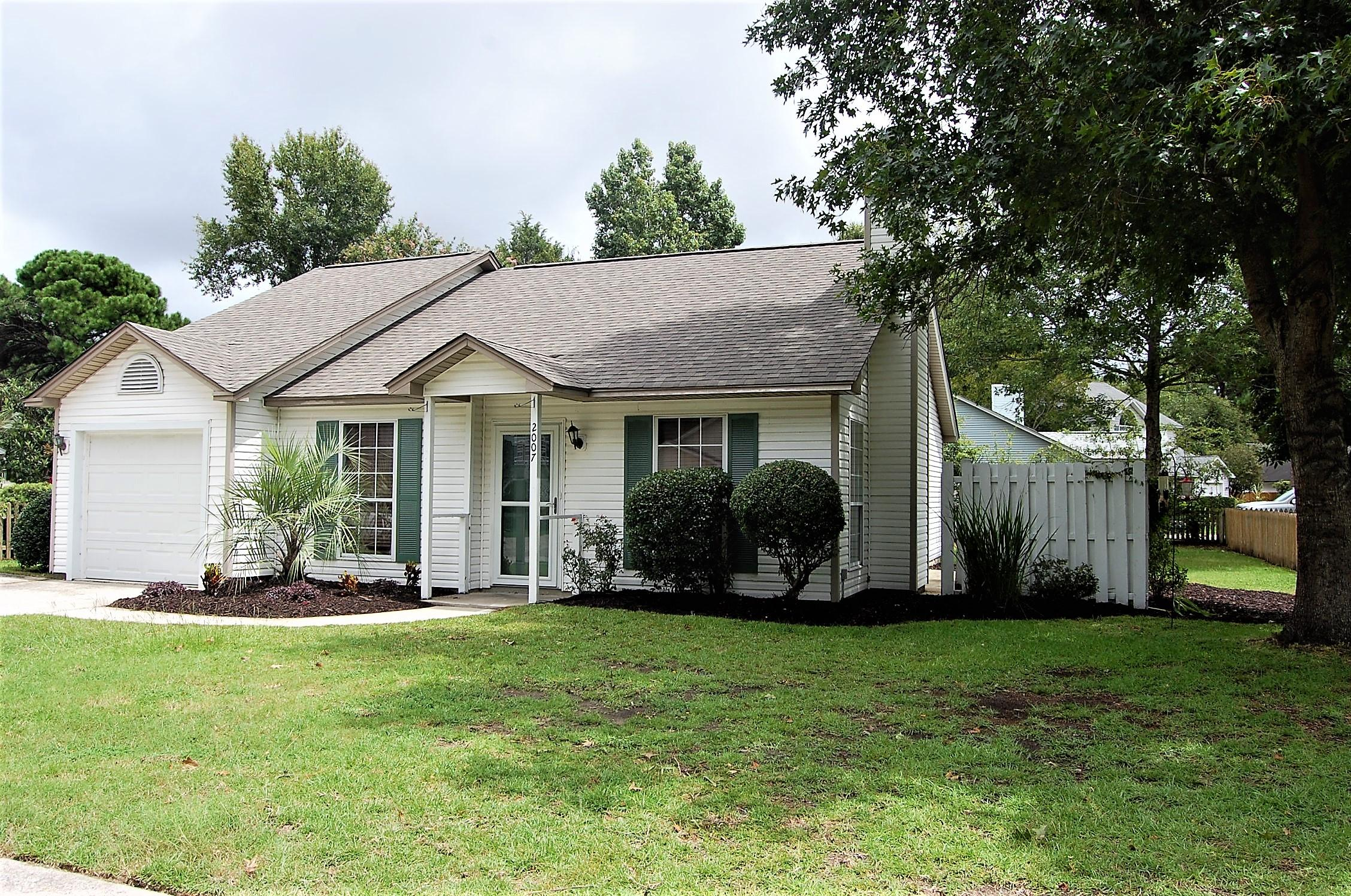 2007 Armory Drive Mount Pleasant, SC 29466