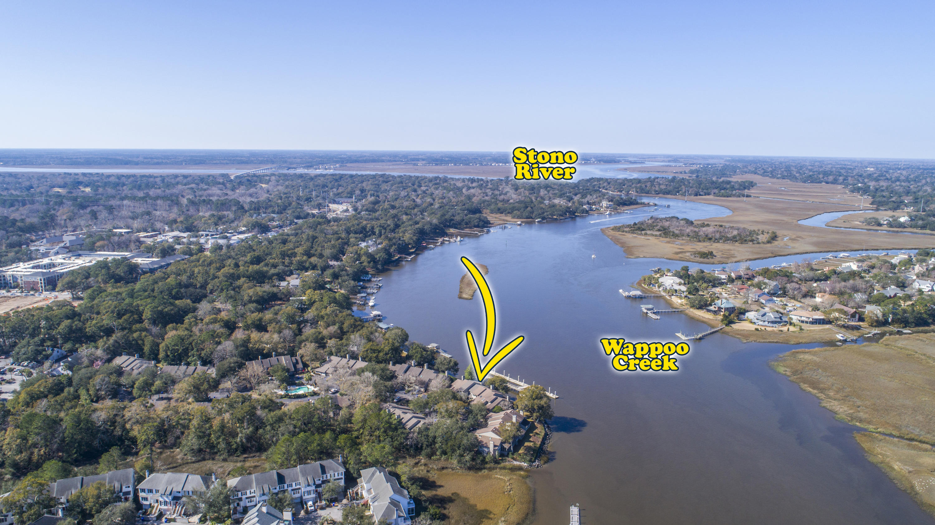 43 Wappoo Creek Place Charleston, SC 29412