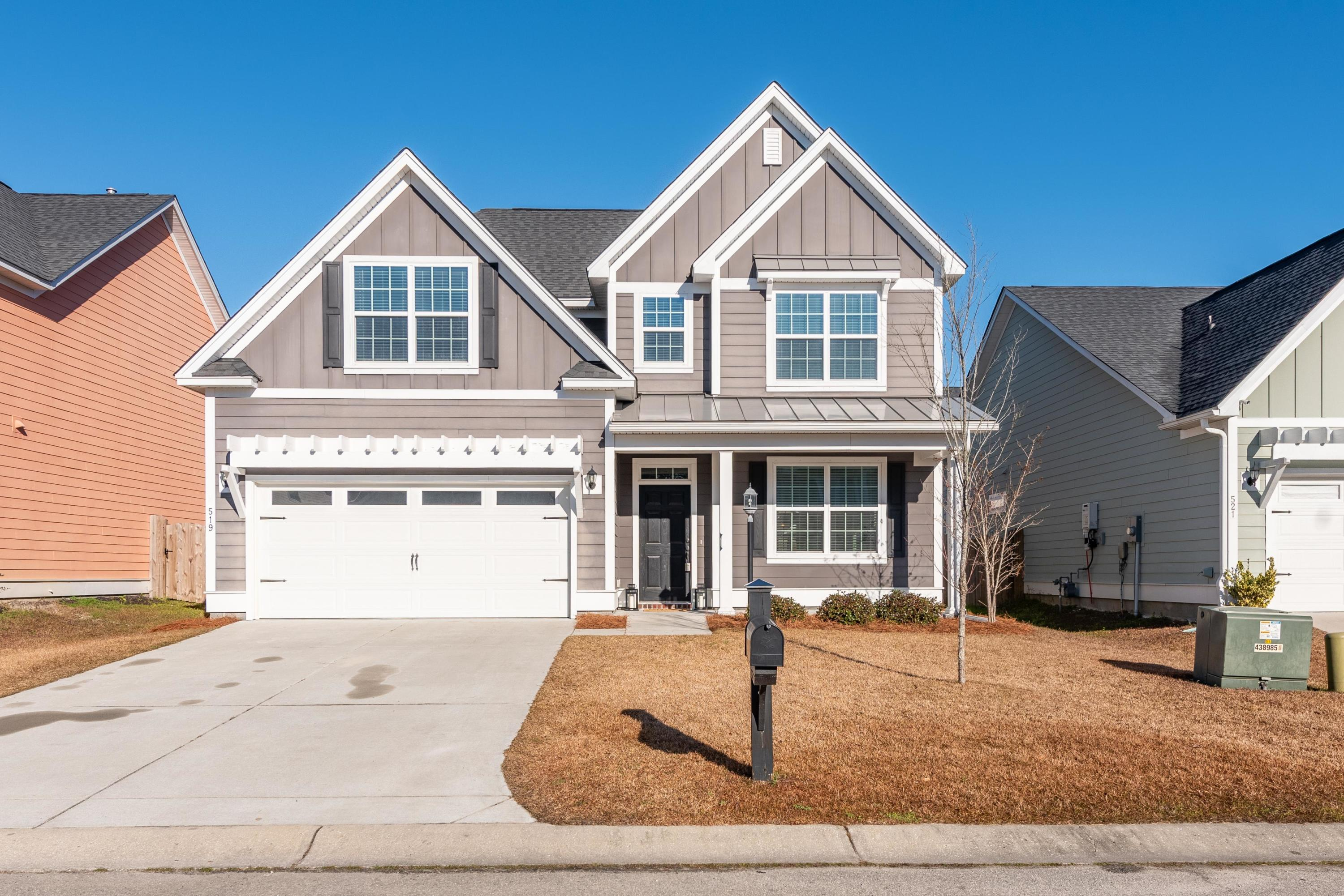 519 Nelliefield Trail Wando, SC 29492