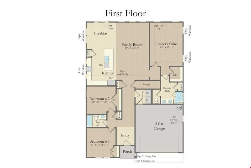 1398 Hermitage Lane Ladson, SC 29456