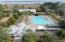 Pierce Park Pool, heated & walking distance from your new home