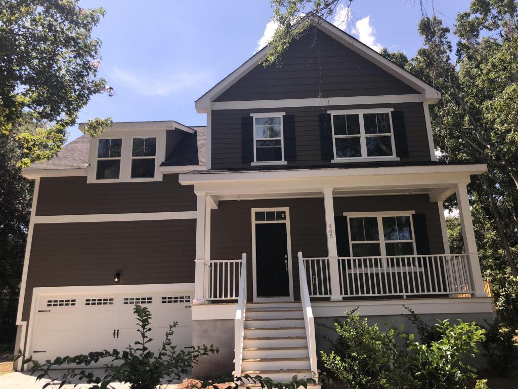 445 Woodland Shores Road Charleston, SC 29412