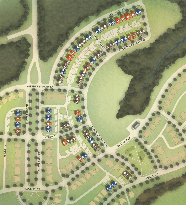 3943 Four Poles Park Drive North Charleston, SC 29405