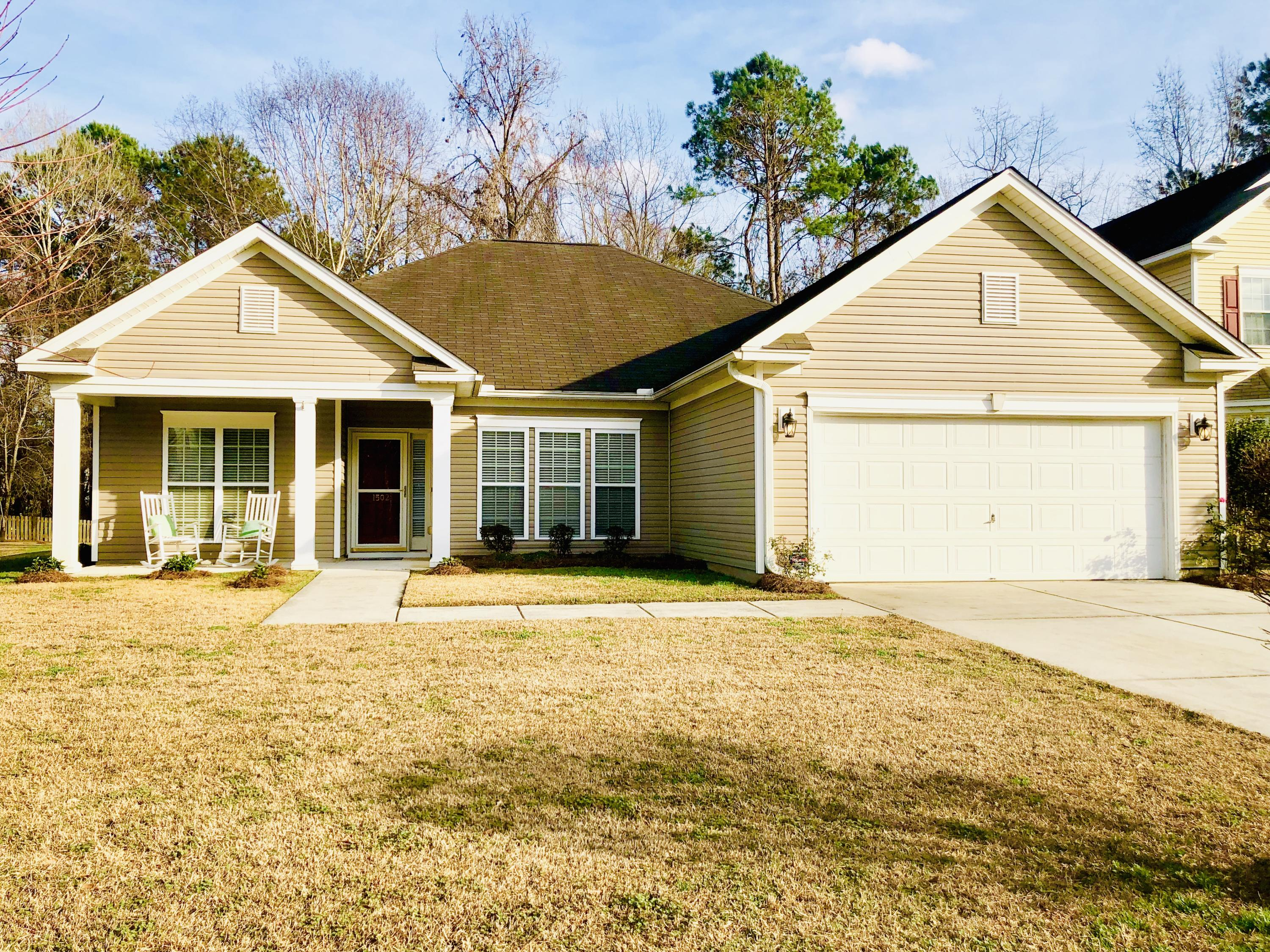 1502 Egret Creek Court Hanahan, SC 29410
