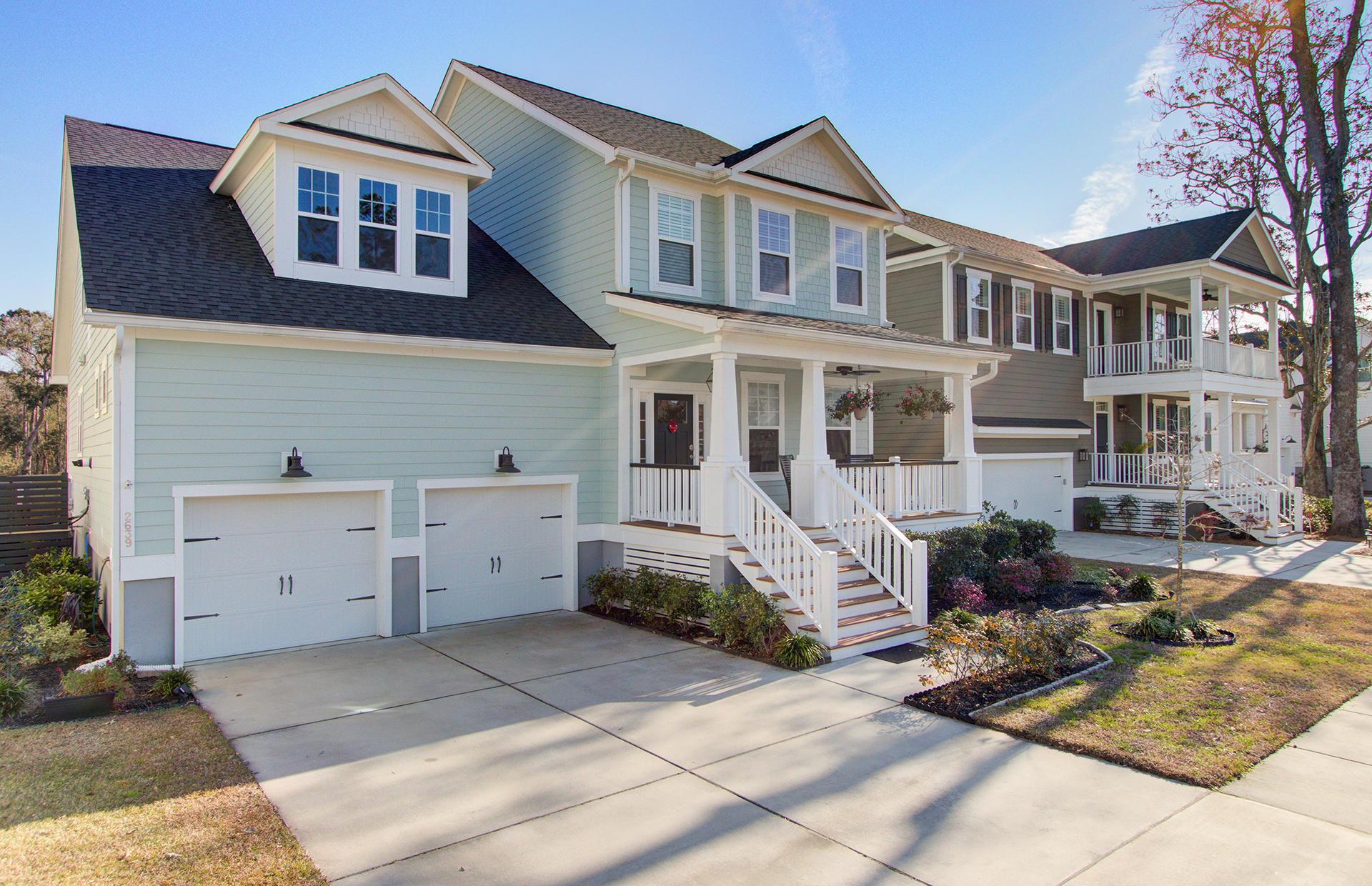 Stonoview Homes For Sale - 2639 Colonel Harrison, Johns Island, SC - 0