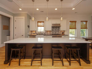 Modern Kitchen with a 12 ft Island