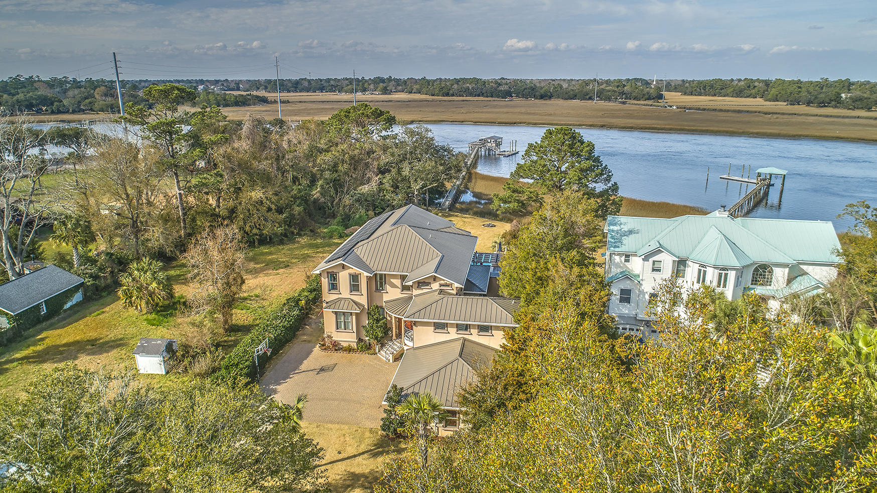 Riverland Terrace Homes For Sale - 2044 Wappoo Hall, Charleston, SC - 2