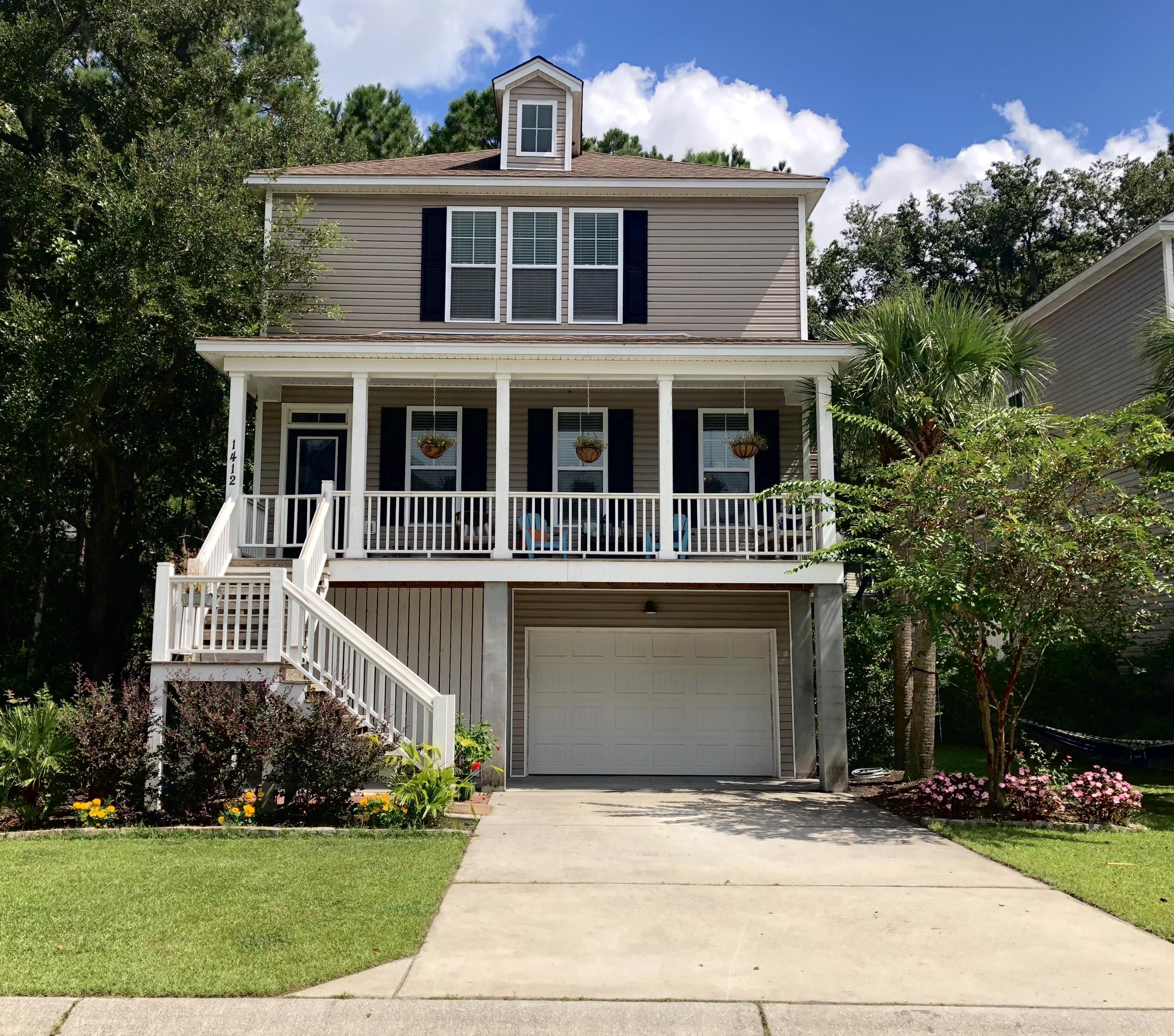 1412 Widows Court Johns Island, SC 29455