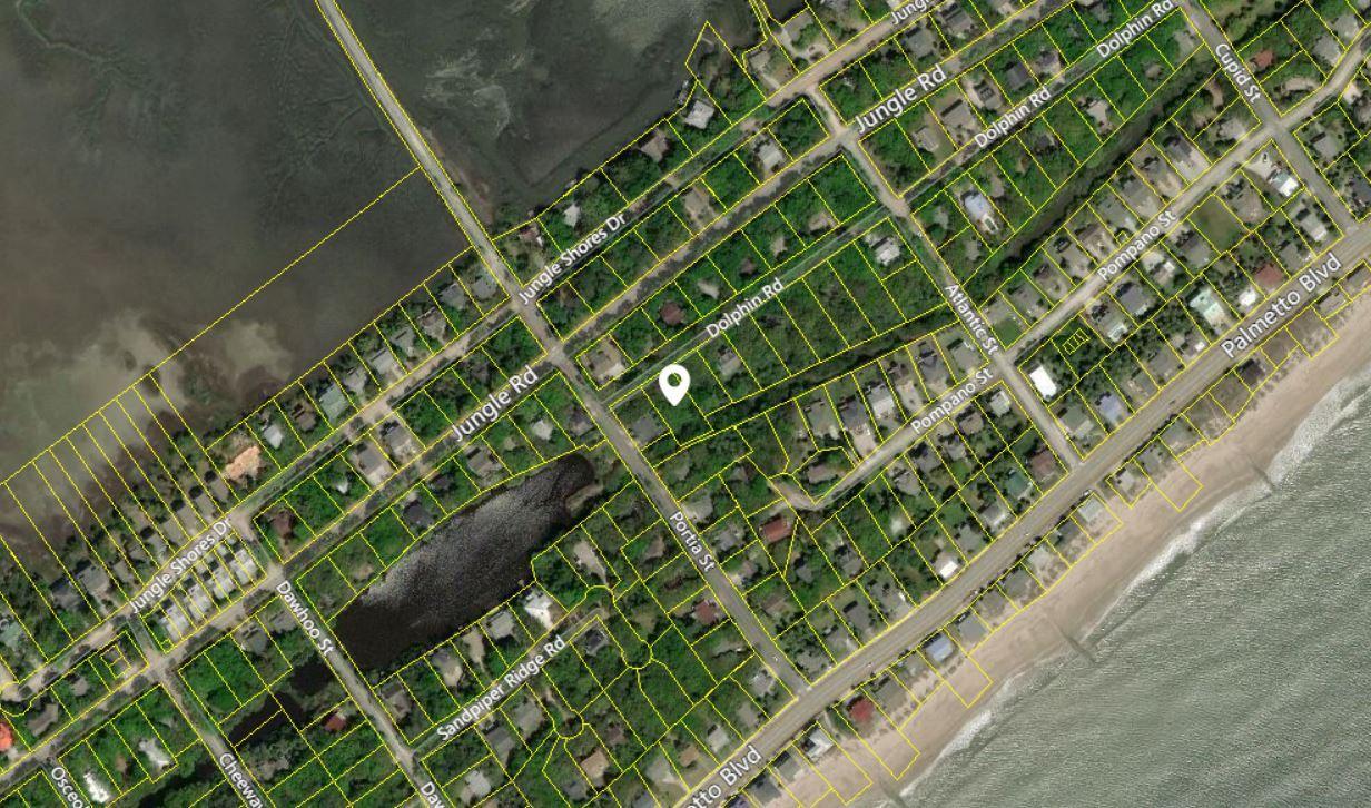 617 Dolphin Street Edisto Beach, SC 29438