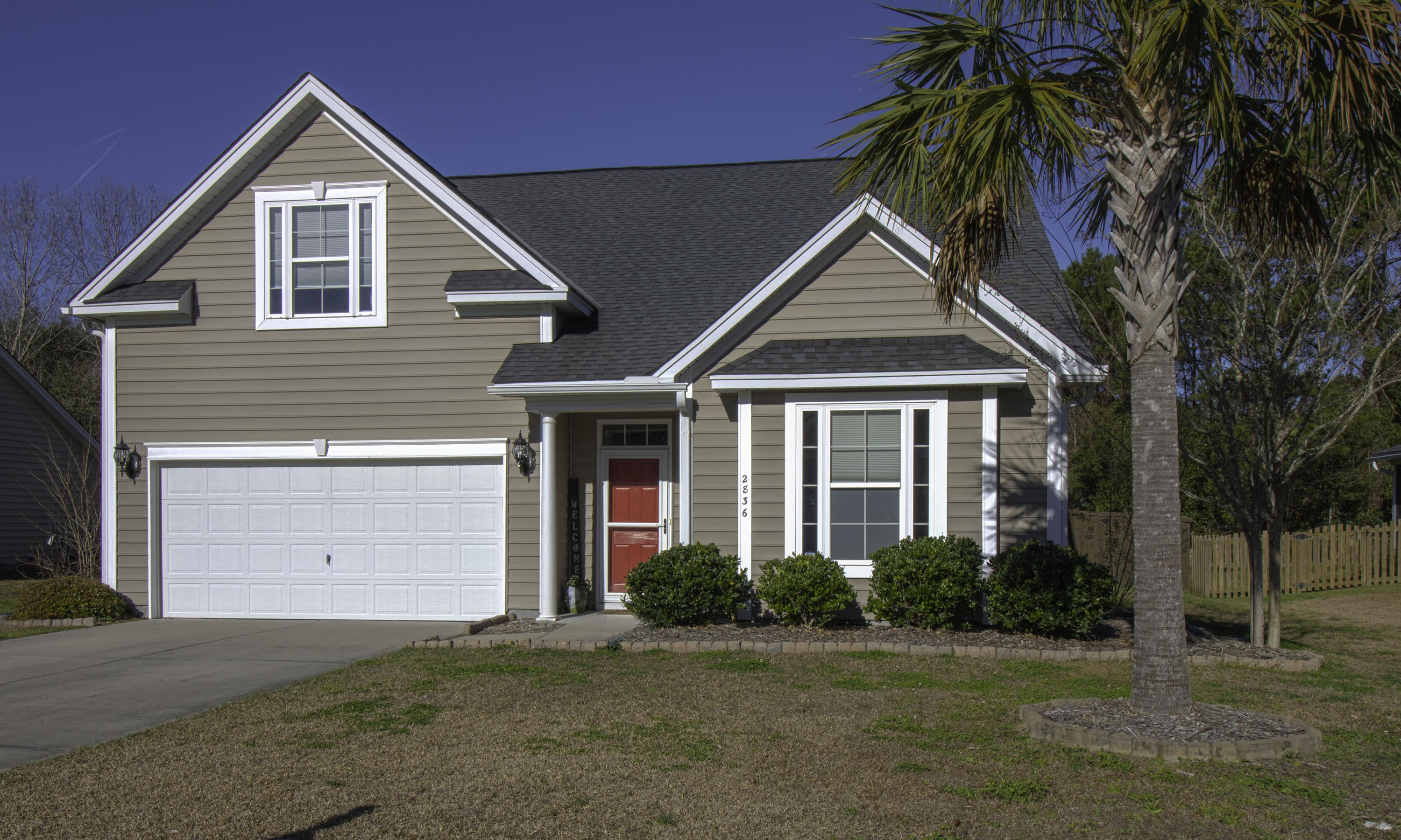 2836 Sunchaser Lane Mount Pleasant, SC 29466