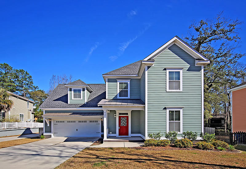 452 Sanders Farm Lane Charleston, SC 29492