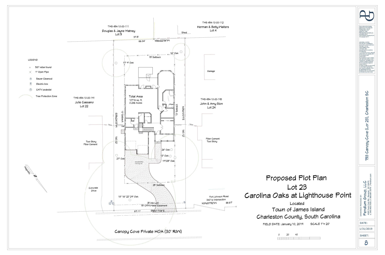 Carolina Oaks at Lighthouse Point Homes For Sale - 753 Canopy, Charleston, SC - 8