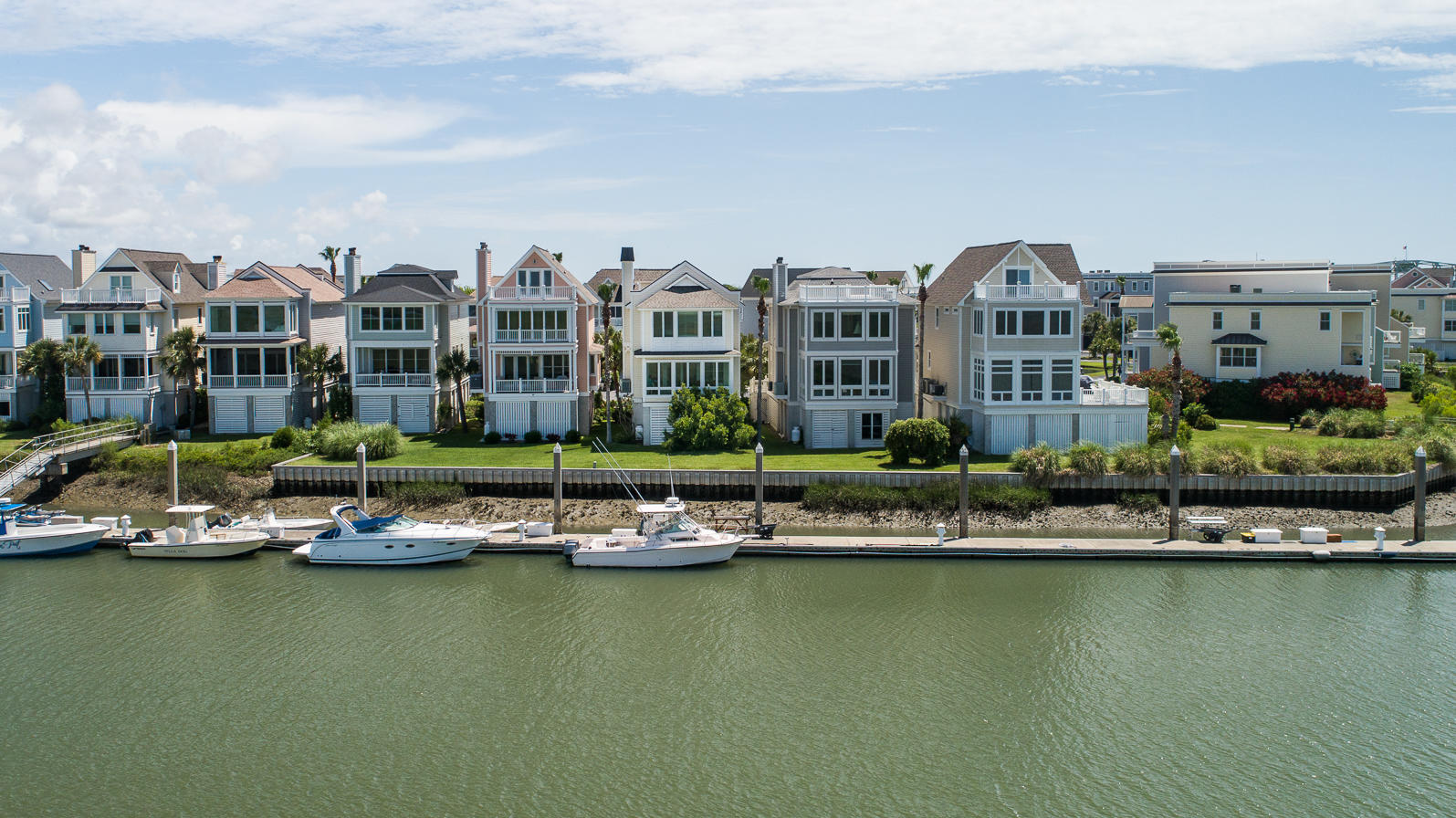 Tolers Cove Homes For Sale - B-4 & B-5 Tolers Cove Marina 70ft + Home, Mount Pleasant, SC - 37