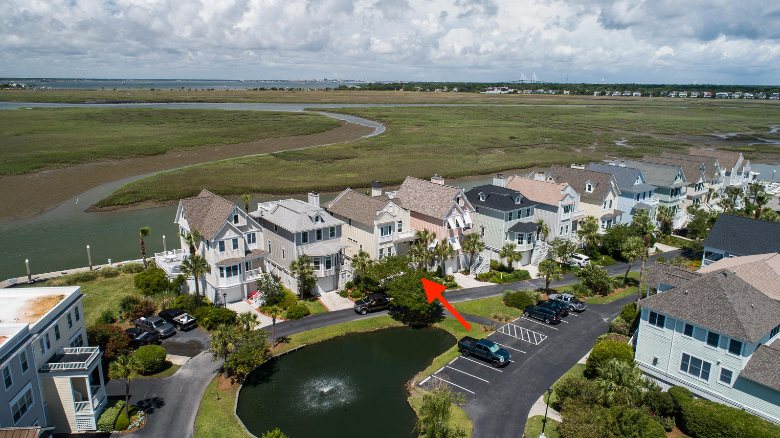 Tolers Cove Homes For Sale - B-4 & B-5 Tolers Cove Marina 70ft + Home, Mount Pleasant, SC - 21