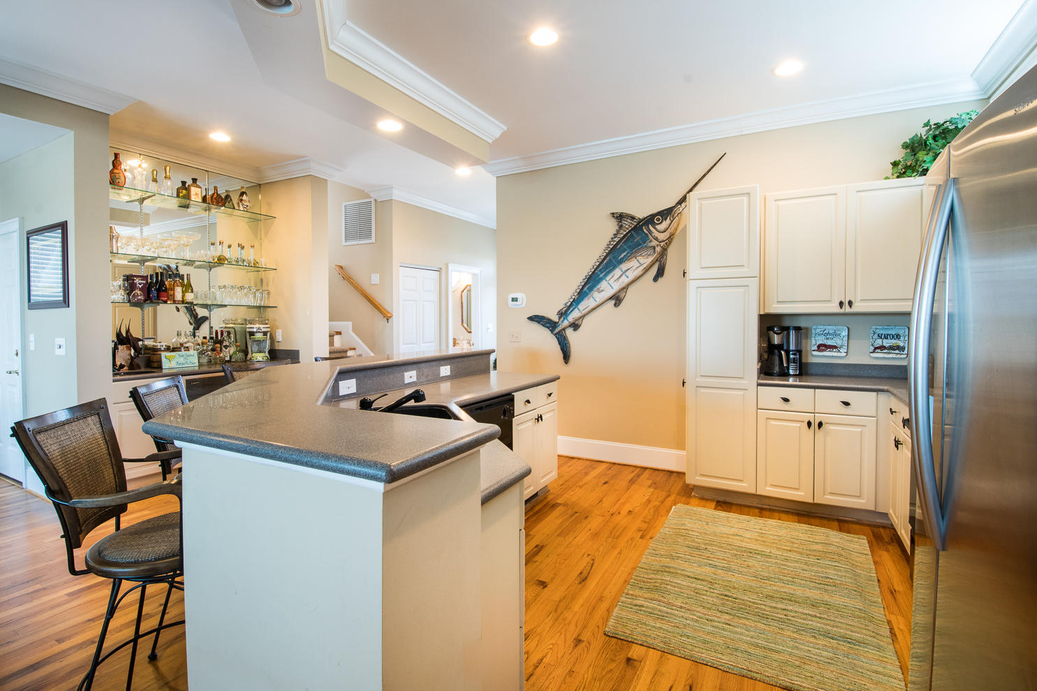 Tolers Cove Homes For Sale - B-4 & B-5 Tolers Cove Marina 70ft + Home, Mount Pleasant, SC - 38