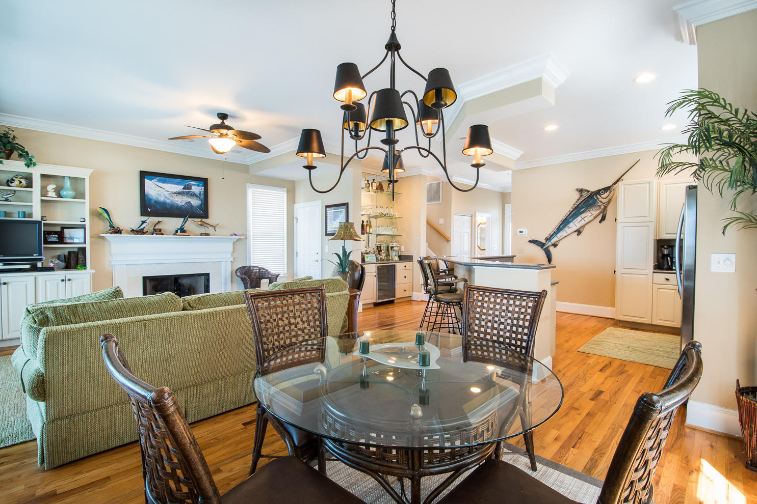 Tolers Cove Homes For Sale - B-4 & B-5 Tolers Cove Marina 70ft + Home, Mount Pleasant, SC - 32