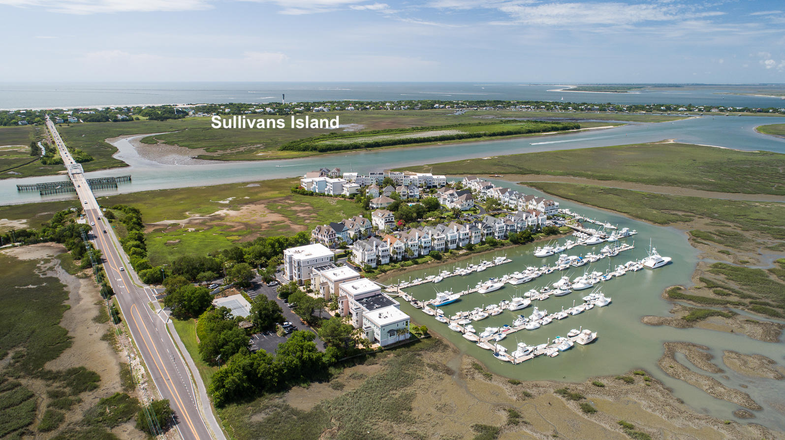 Tolers Cove Homes For Sale - B-4 & B-5 Tolers Cove Marina 70ft + Home, Mount Pleasant, SC - 55
