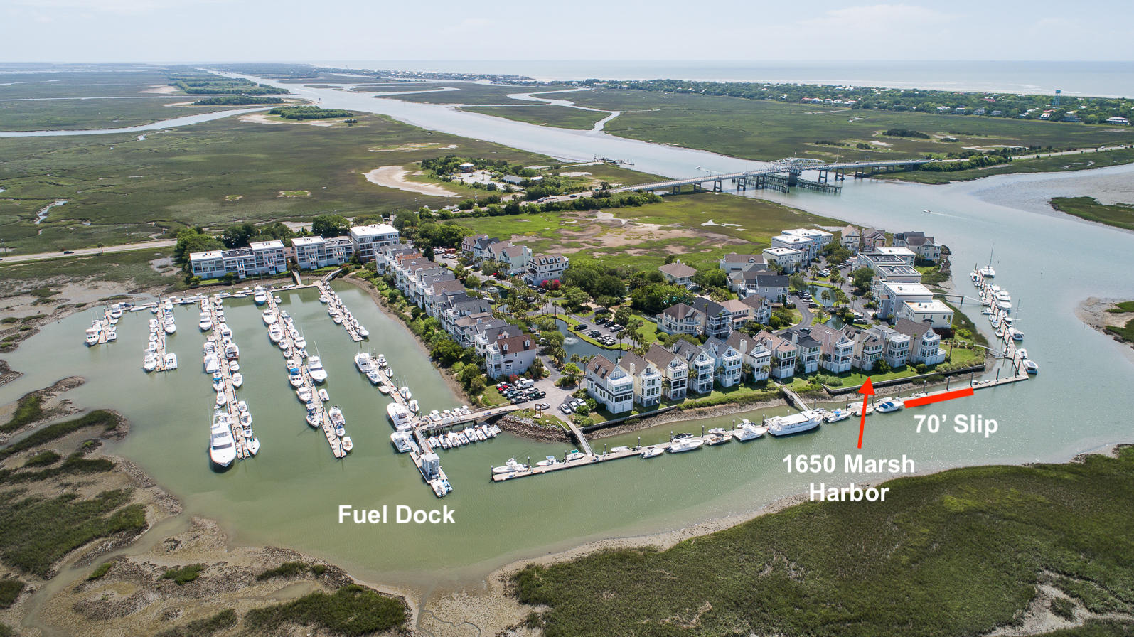 Tolers Cove Homes For Sale - B-4 & B-5 Tolers Cove Marina 70ft + Home, Mount Pleasant, SC - 56