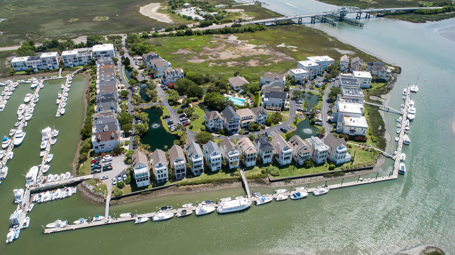 Tolers Cove Homes For Sale - B-4 & B-5 Tolers Cove Marina 70ft + Home, Mount Pleasant, SC - 51