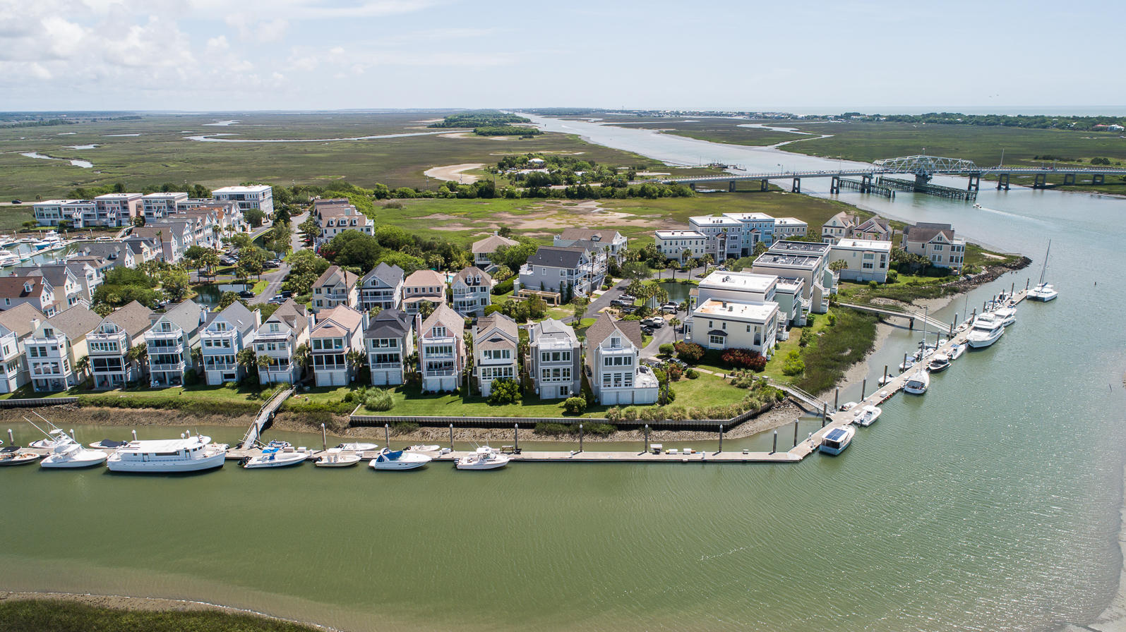 Tolers Cove Homes For Sale - B-4 & B-5 Tolers Cove Marina 70ft + Home, Mount Pleasant, SC - 49