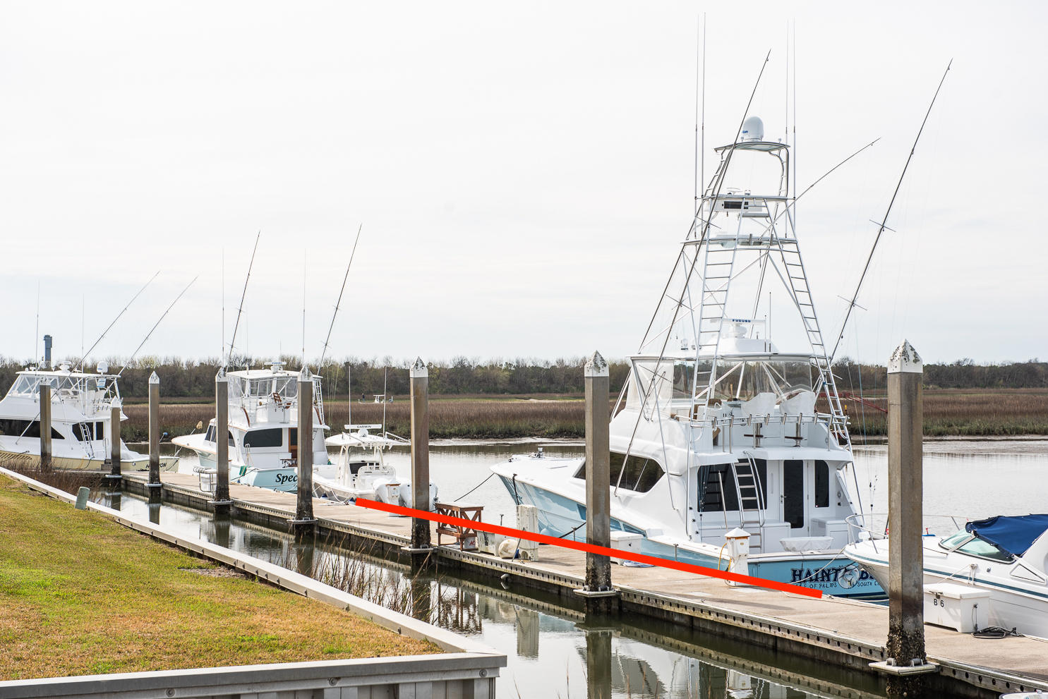Tolers Cove Homes For Sale - B-4 & B-5 Tolers Cove Marina 70ft + Home, Mount Pleasant, SC - 43