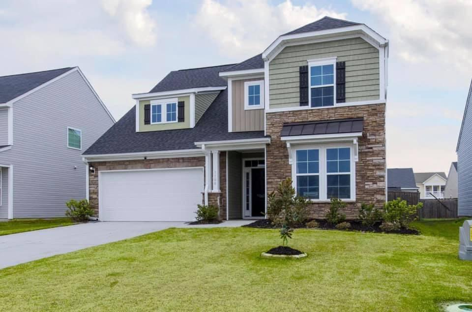 1106 Friartuck Trail Ladson, SC 29456