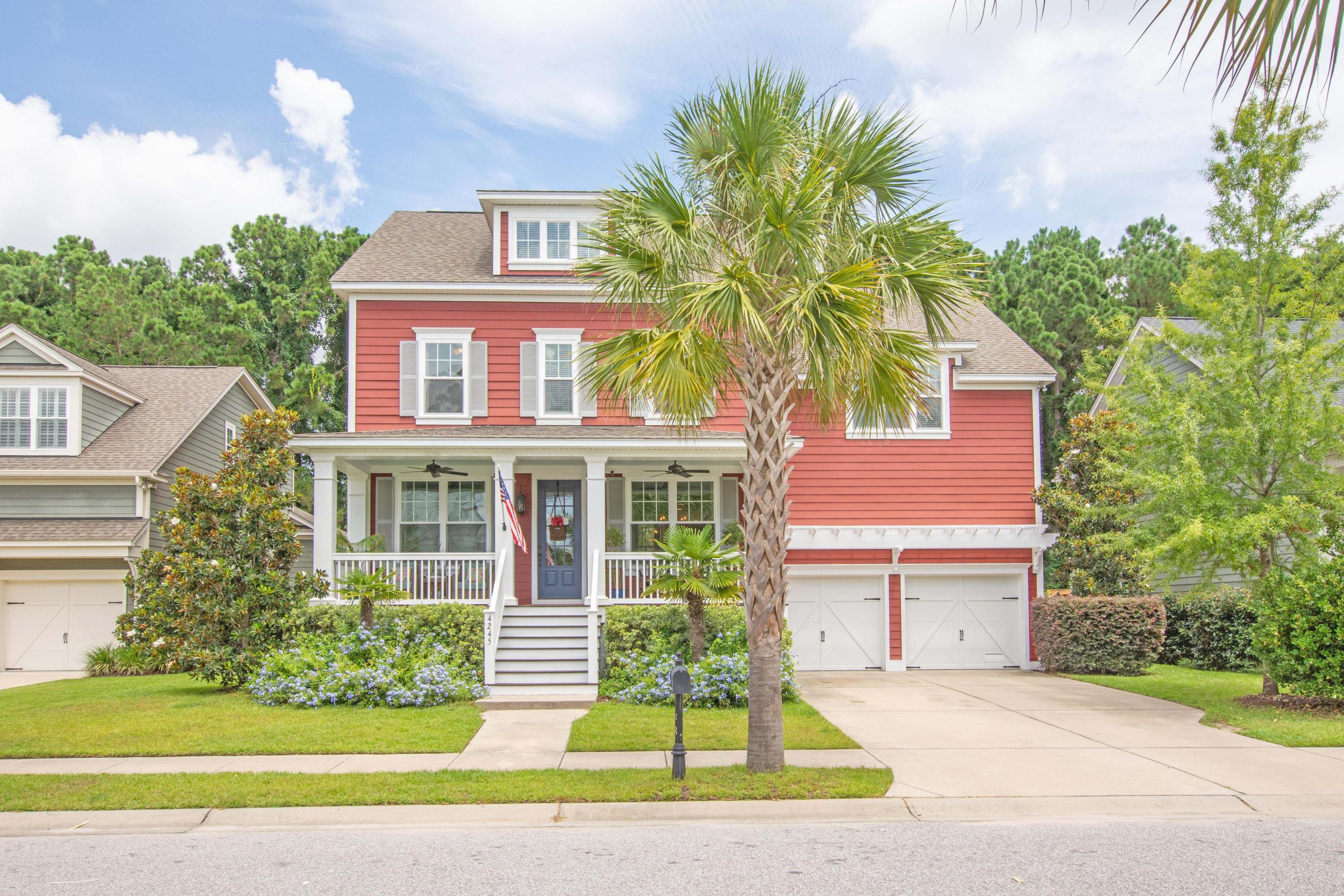 4245 Coolidge Street Mount Pleasant, Sc 29466