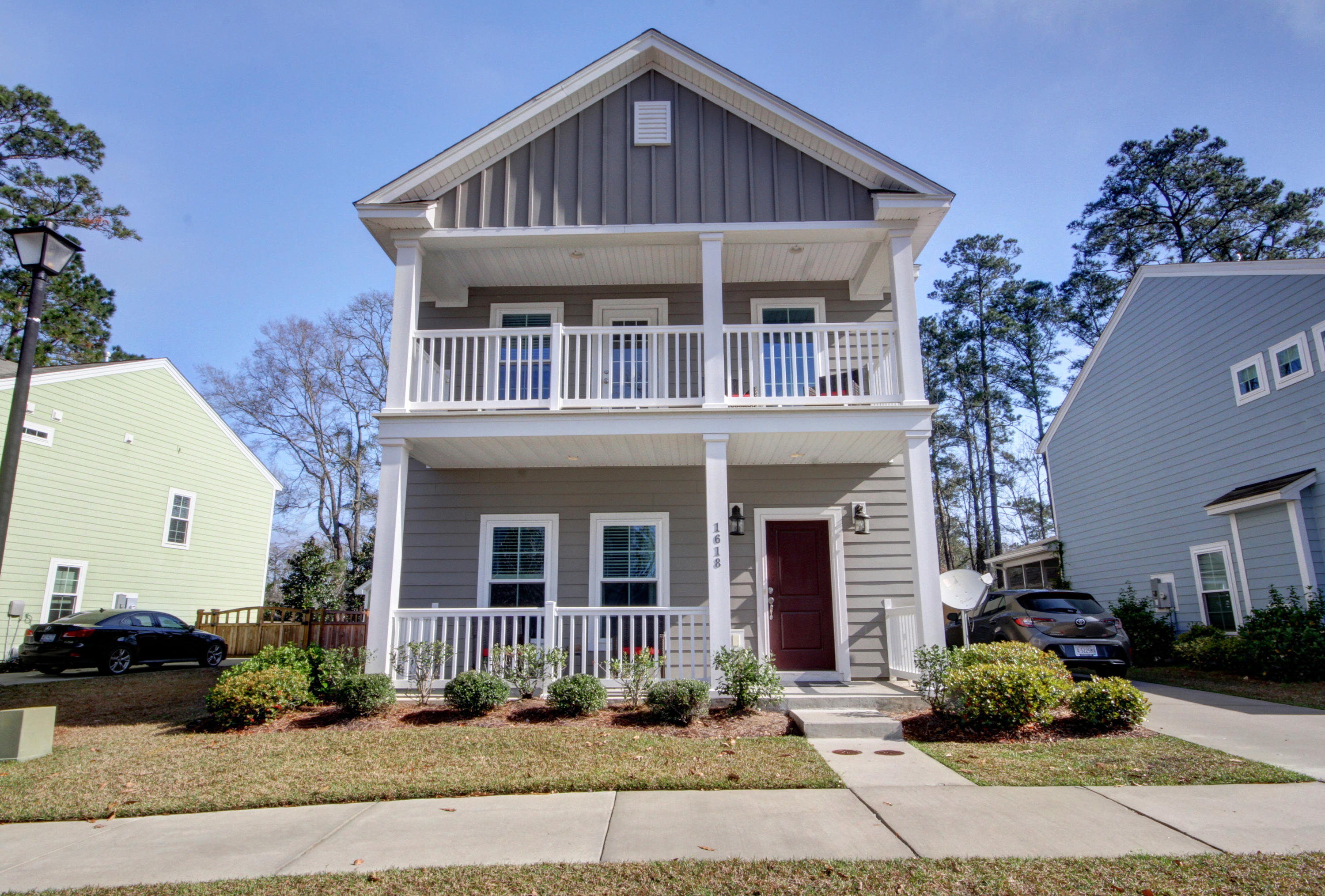 1618 Sparkleberry Lane Johns Island, SC 29455