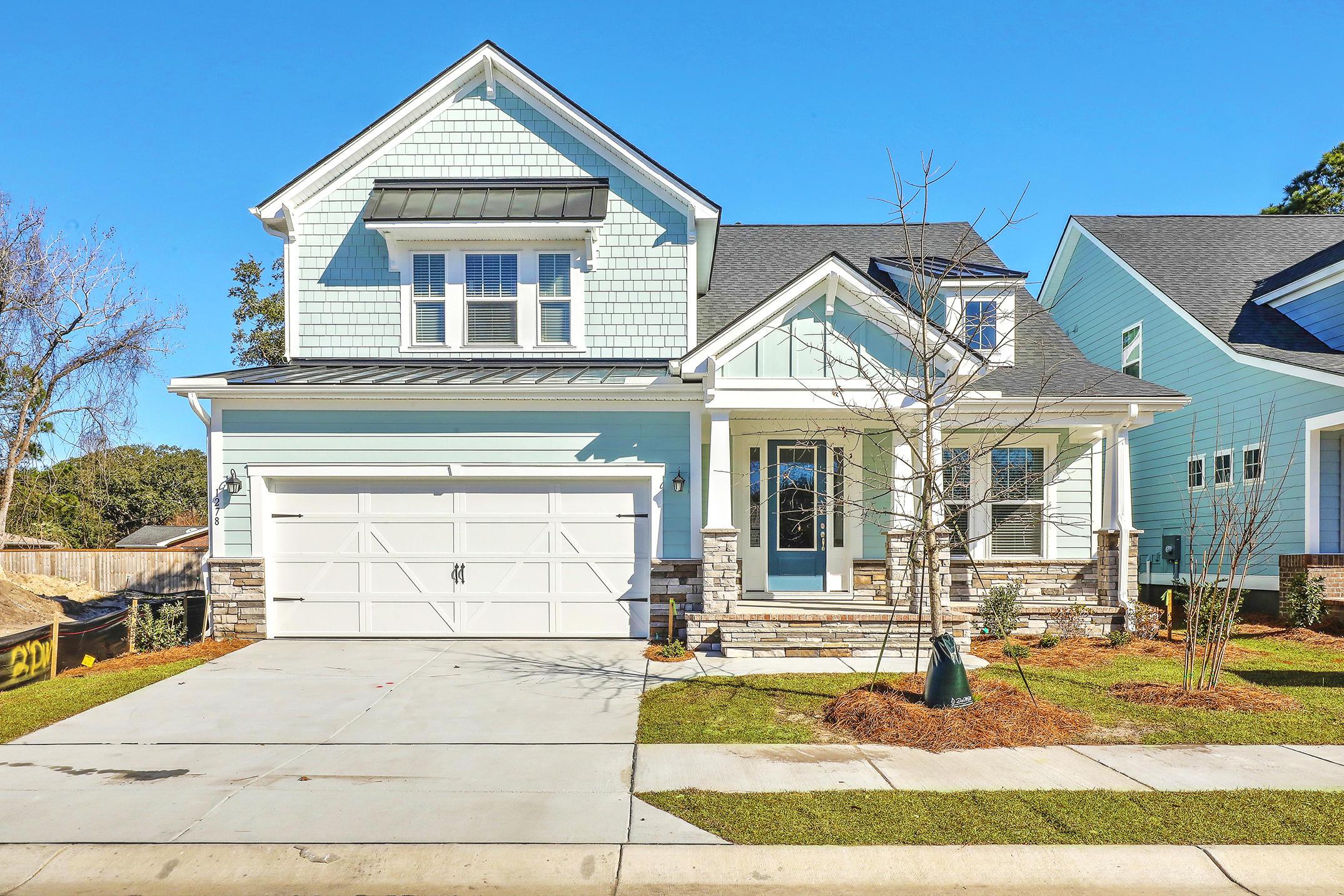 Bentley Park Homes For Sale - 1281 Gannett, Mount Pleasant, SC - 10