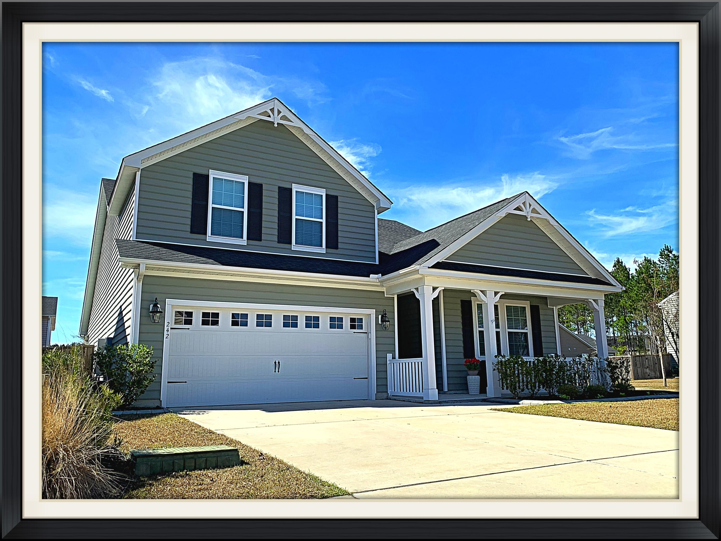 242 Overcup Loop Summerville, SC 29486