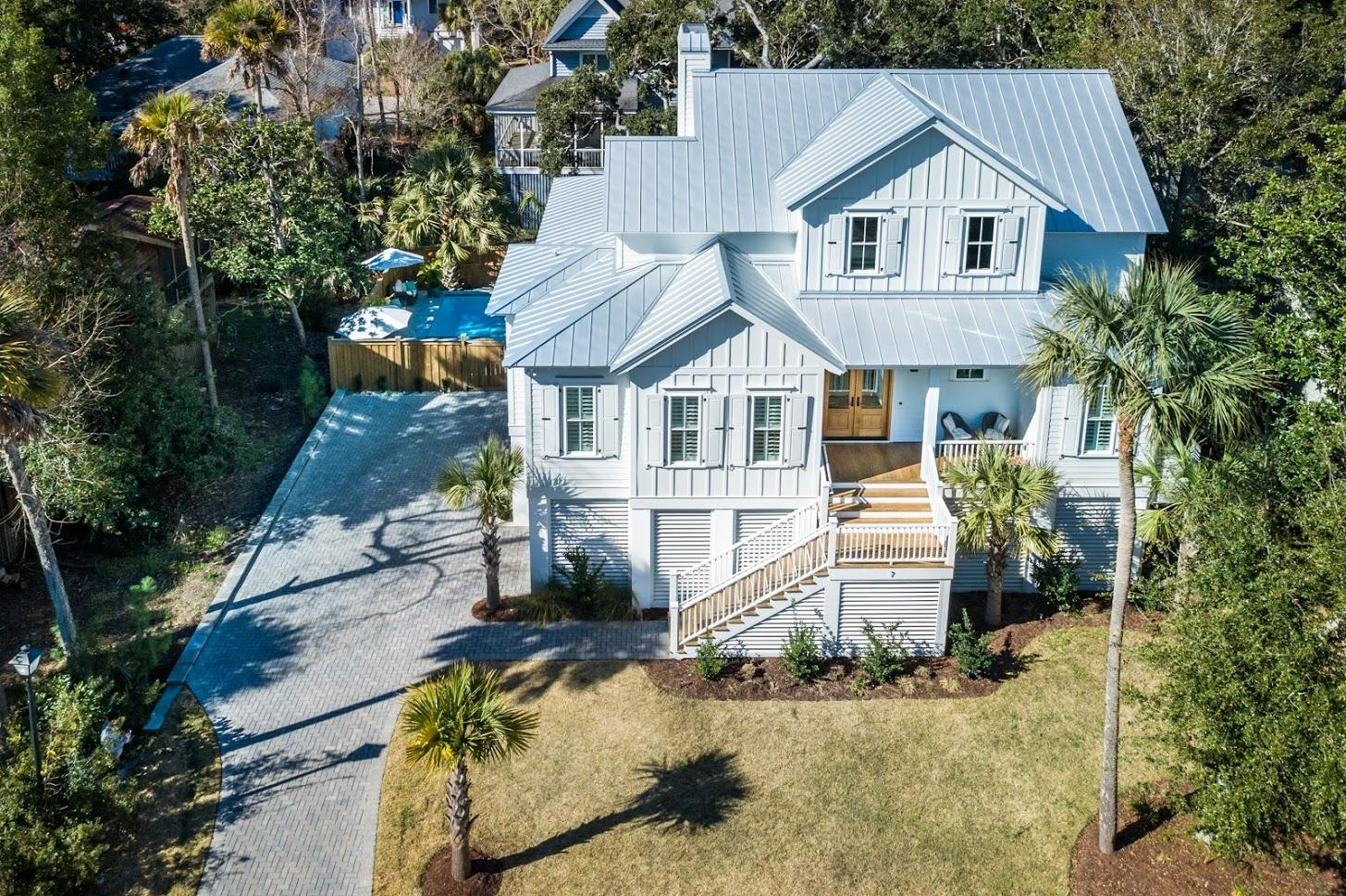 7 Live Oak Drive Isle Of Palms, SC 29451