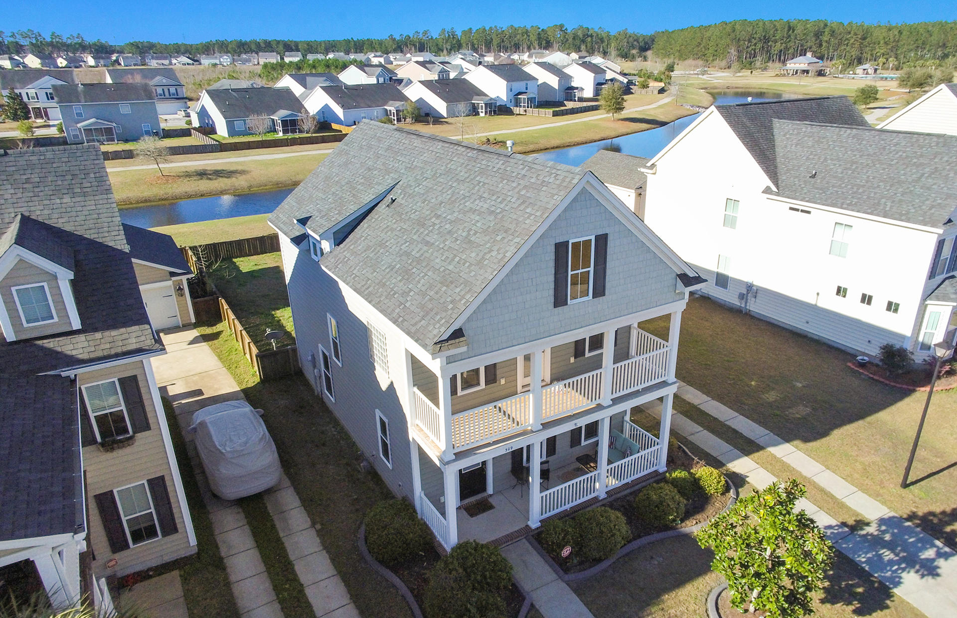 309 Peters Creek Drive Summerville, SC 29486