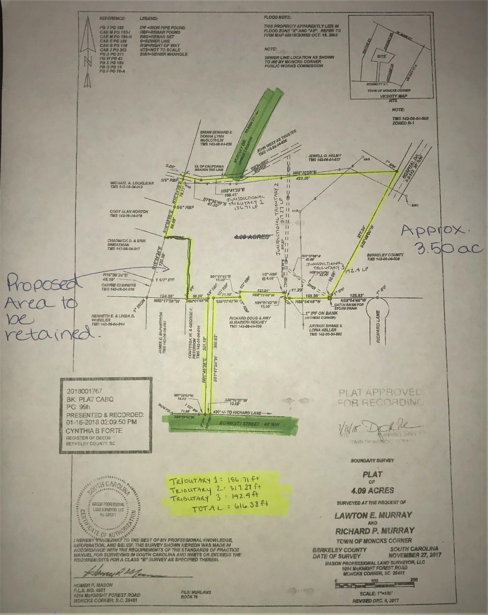 Bonnoitt Street Moncks Corner, SC 29461