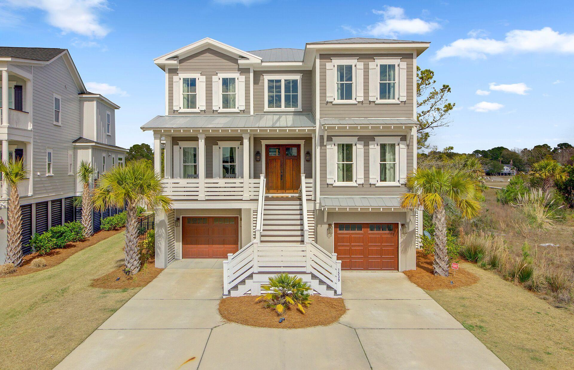 1539 Sea Pines Drive Mount Pleasant, SC 29466