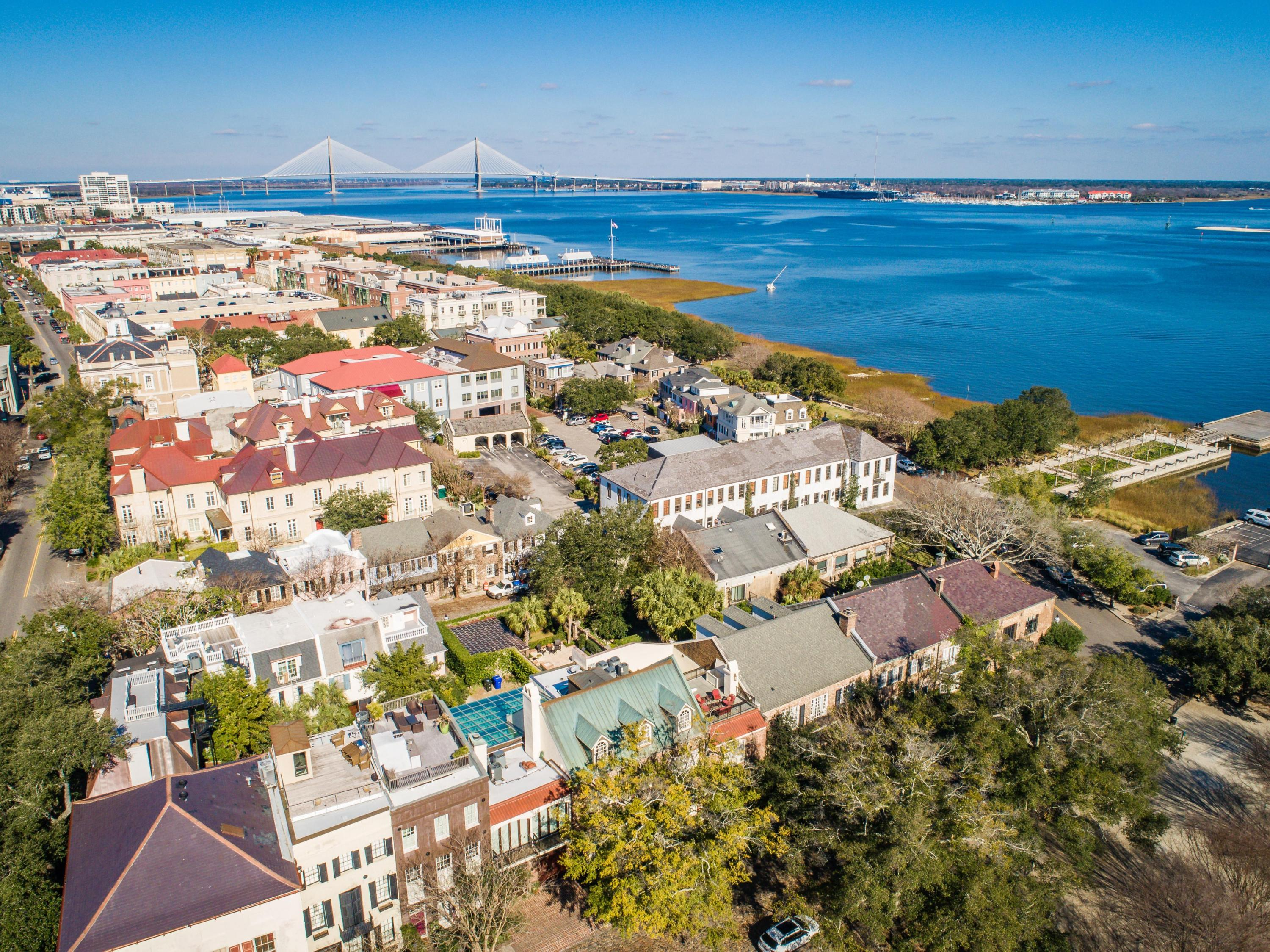 South of Broad Homes For Sale - 16 Adgers Wharf, Charleston, SC - 0