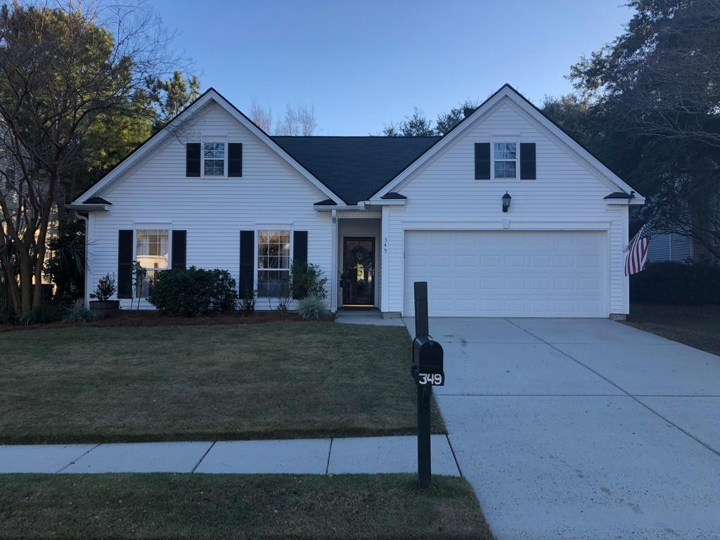 349 Rice Bay Drive Mount Pleasant, SC 29464