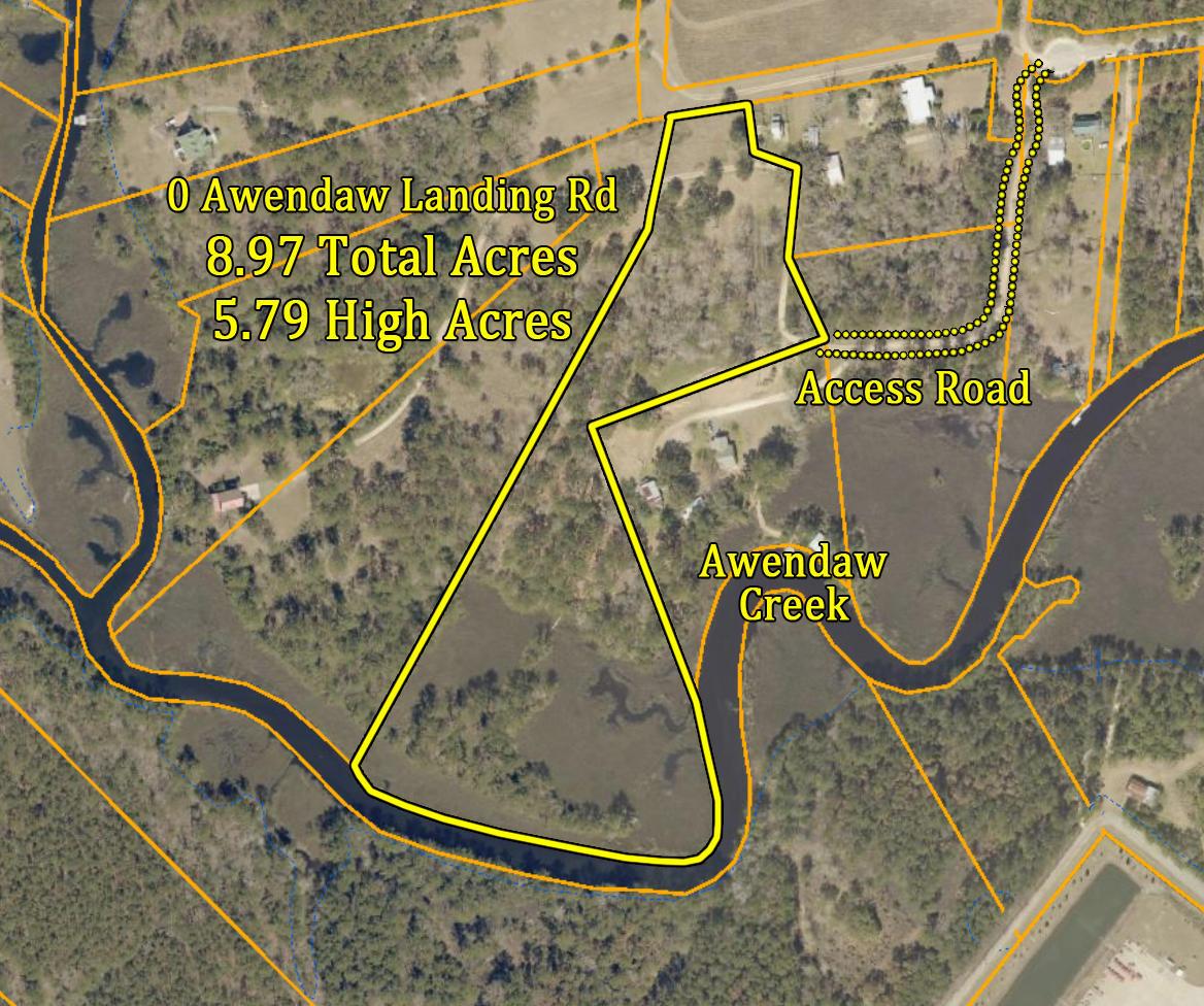 Awendaw Landing Road Awendaw, SC 29429